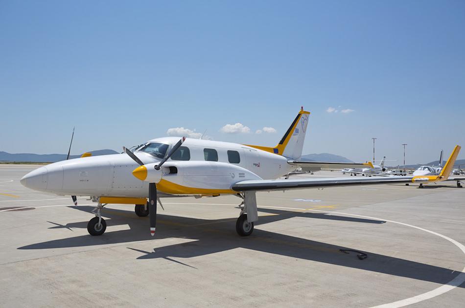 Piper PA31P Navajo